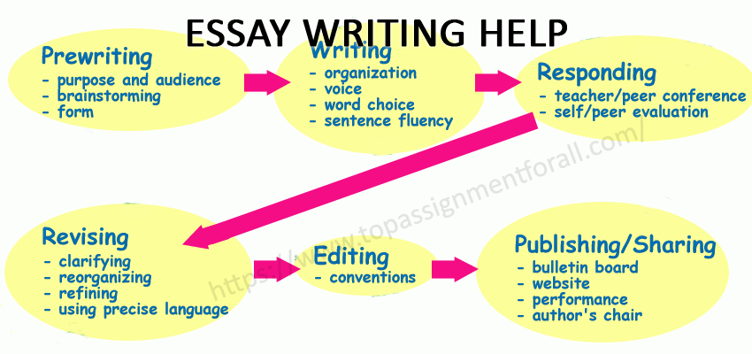 Essay Writing Help-page Banner