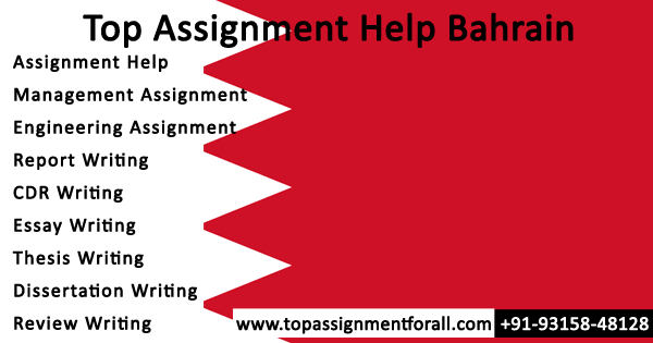 Assignment Help Bahrain